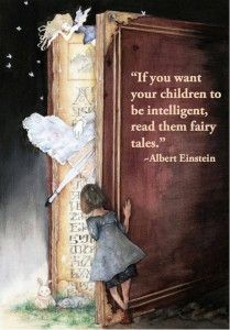Albert Einstein Fairytale